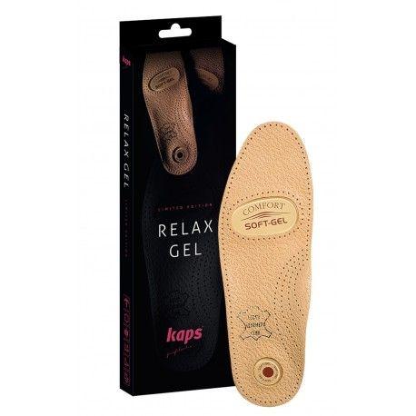 Relax Gel Premium Fußbett Komfort 15,99€