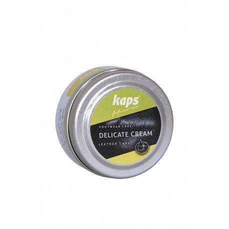 Delicate Cream Schuhcreme für Leder und Synthetik, 50 ml