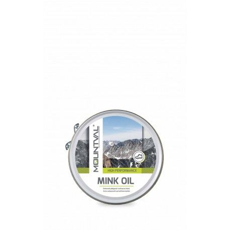Mountval Mink oil 100 ml Pflege 5,99€