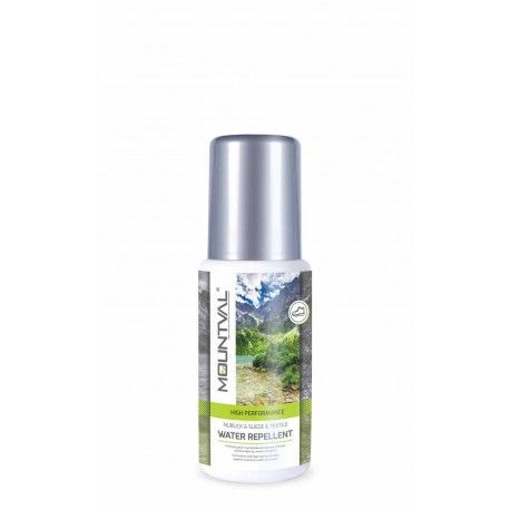 Mountval Schuh Imprägnierung Water Repellent Nubuck & Suede & Textile 100 ml
