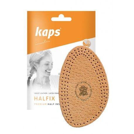 Halfix Schuheinlagen Vorfußeinlagen Einlegesohlen von Kaps Elegant 5,35€