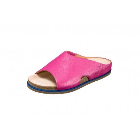 ACTIVE FOOT MAREN DAMEN PINK LEDER PANTOLETTE Pantoletten 68,14€
