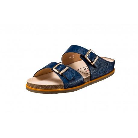 ACTIVE FOOT MIRIAM LEDER MARINE BLAU PANTOLETTE Pantoletten 68,14€